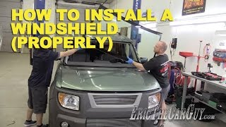Windshield Replacement Anthem